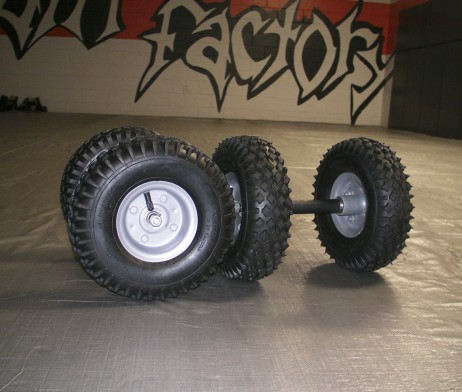 extreme wheels, ab rollers